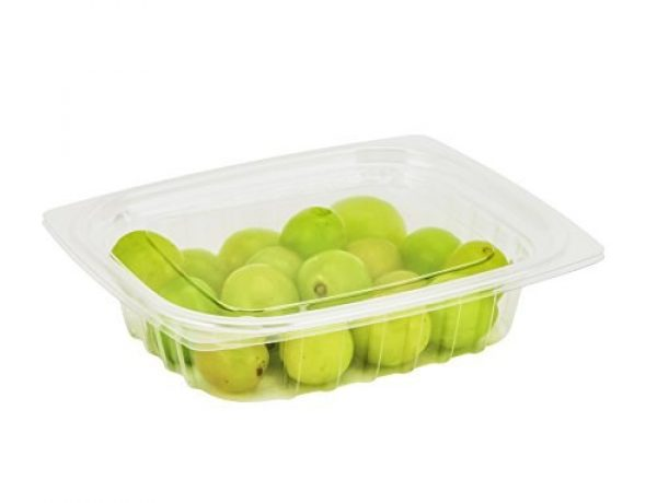 Plastic Containers - Clear