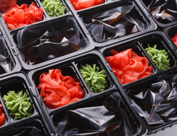 Microwave Containers - Black