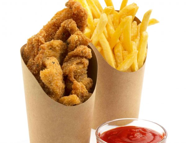 Fried Food Containers