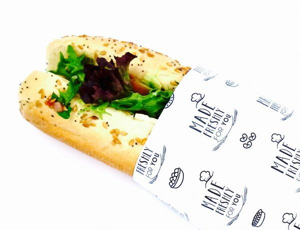 Grease Proof Sandwich Paper